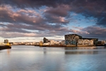 Harpa is the winner of the 2013 European Union Prize for Contemporary Architecture