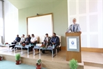 Ambassador Eiriksson entitled 'Liberals Arts and the Humanities in the Indian Universities'