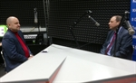 Ambassador on Moscow Pravda Radio
