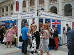 Iceland participates in the Moscow International Travel Fair