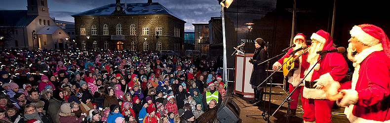 traditions - Iceland Christmas Traditions